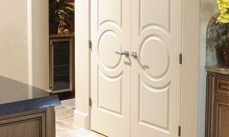 Fire doors for homes