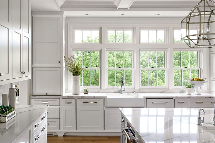 Double-hung windows for sale in Milwaukee